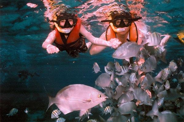 Du lịch biển Panama