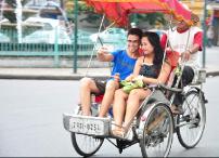 Du lịch Hà Nội thu hút khách nước ngoài