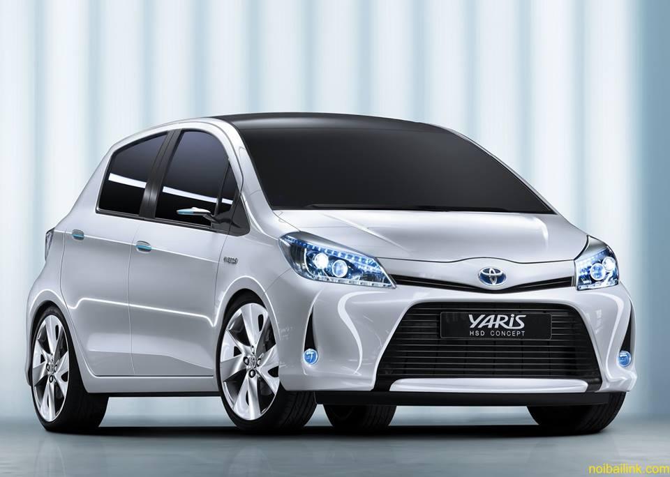 Xe dành cho phái đẹp Toyota yaris
