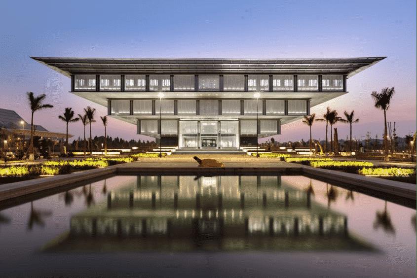 Bảo tàng Hà Nội vào top đẹp nhất thế giới