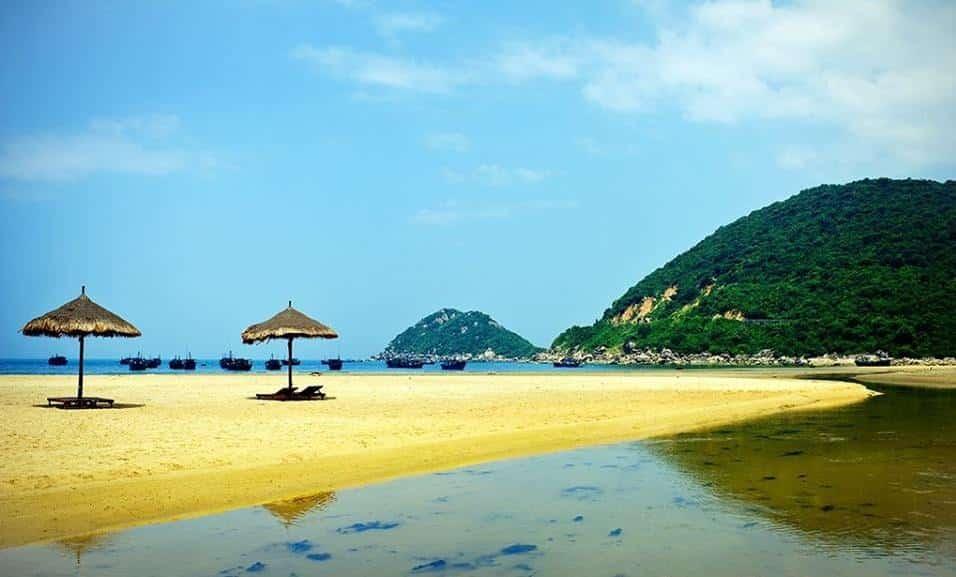 bãi biển đẹp nhất - Đại Lãnh nha trang