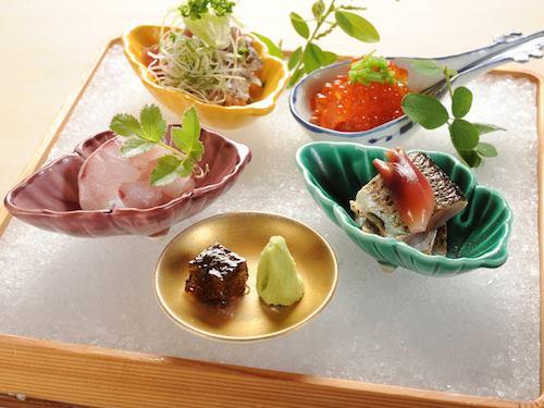 Kaiseki – bữa ăn của giới thượng lưu Nhật Bản
