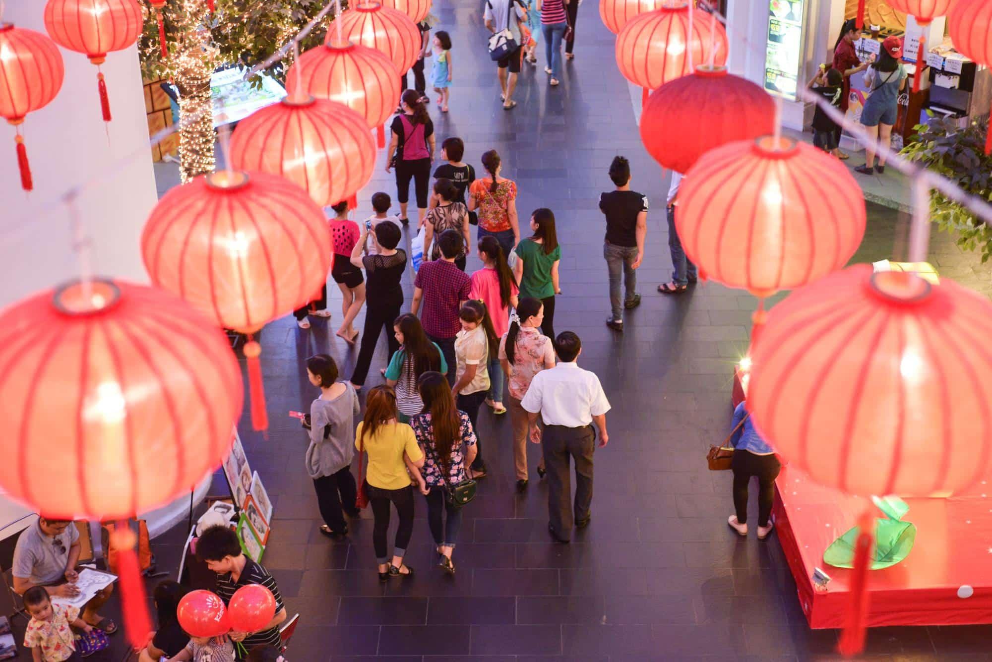 Địa điểm vui chơi Trung thu 2016 hấp dẫn nhất Hà Nội