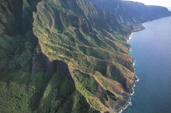 Napali Coast đẹp đến ngỡ ngàng