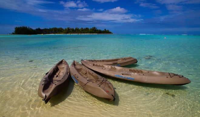 Quần đảo Cook gồm mười lăm đảo nhỏ ở Nam Thái Bình Dương