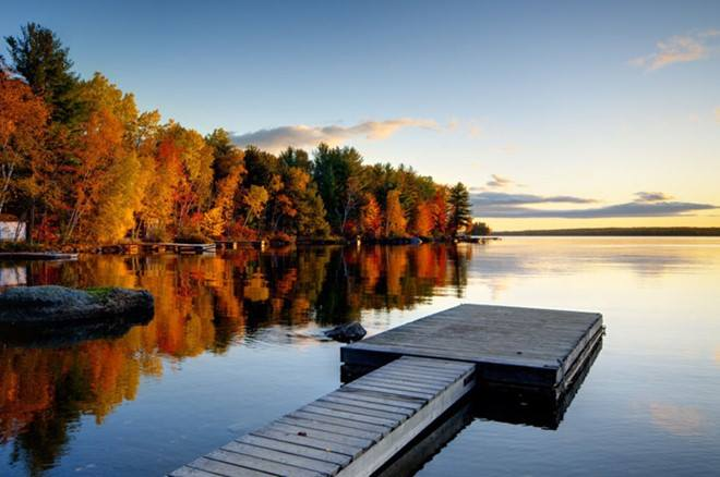 Du lịch Công viên quốc gia Baxter State nằm ở phía Bắc nước Mỹ