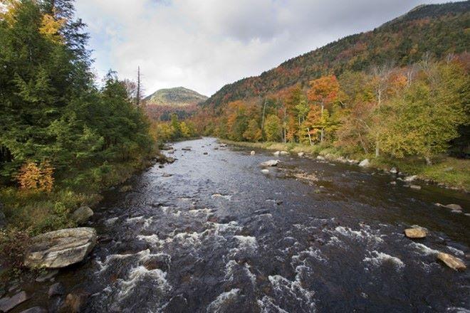 Dãy núi Adirondacks, ngoại ô tiểu bang New York, Mỹ