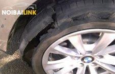 Lốp runflat ở Việt Nam khiến nhiều tài xế xe sang toát mồ hôi
