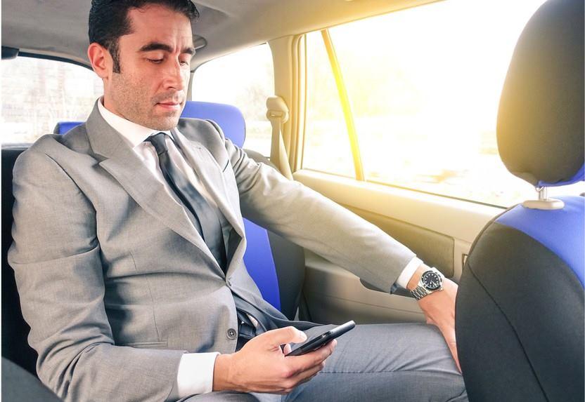 Chia sẻ cách chống nóng cho xe taxi