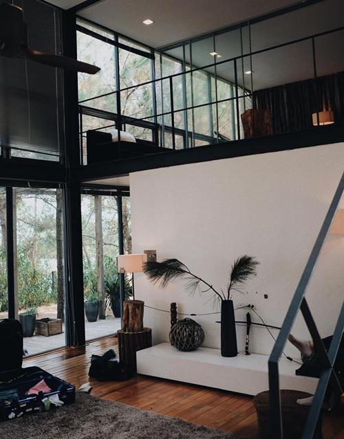 Nhà nghỉ dưỡng hidden villa sóc sơn